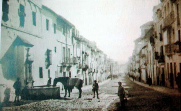 Calle de la Feria, c.1900